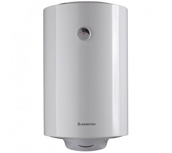 Boiler electric Ariston Pro R 50, 1800 W, 50 l, 0.8 Mpa, Reglaj extern de temperatura, Alb
